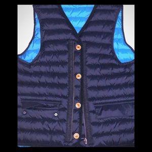 Men's Barbour Vest, Large - EUC